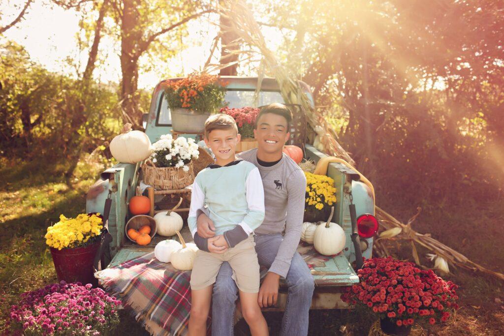 fall truck mini